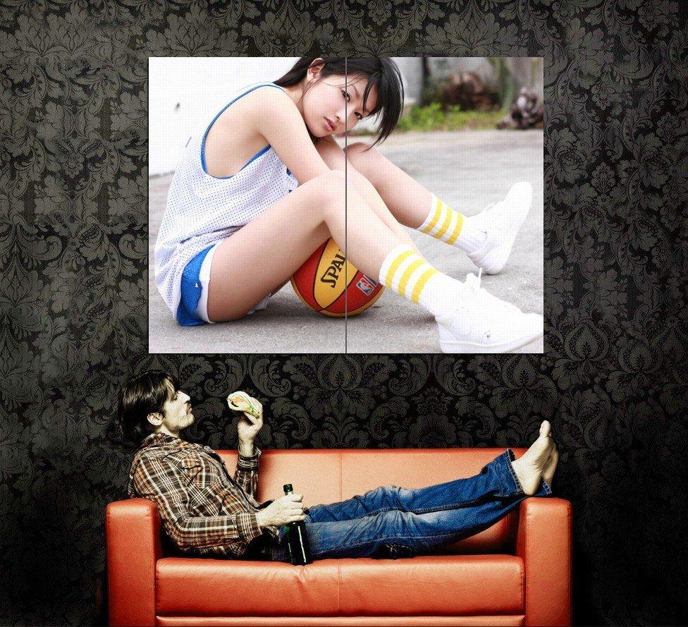 Asami Tada Sexy Hot Japanese Actress Huge 47x35 Print Poster