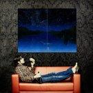 A Wish Upon A Shooting Star Huge 47x35 Print Poster