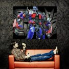 Optimus Prime Transformers Movie Huge 47x35 Print Poster