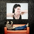 Amy Lee Evanescence Hottest Women Huge 47x35 Print Poster
