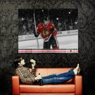 Jonathan Toews Blackhawks NHL Huge 47x35 Print Poster