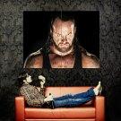 Undertaker Smackdown Wrestling WWE Huge 47x35 Print Poster
