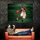 Brandon Jennings Bucks NBA Basketball Huge 47x35 Print Poster