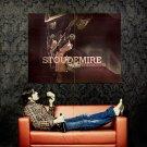 Amare Stoudemire Dunk Suns NBA Huge 47x35 Print Poster