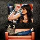 Ashlee Simpson Live Concert New Music Huge 47x35 Print Poster