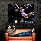 Vince Carter Flying Basketball NBA Huge 47x35 Print Poster