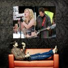 Kelly Clarkson Live Concert New Music Huge 47x35 Print Poster