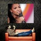 Ashanti Live Concert New Music Huge 47x35 Print Poster