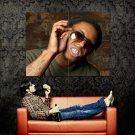Lil Wayne Teeth Jewellery Music New Huge 47x35 Print Poster