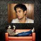 Enrique Iglesias Portrait Music New Huge 47x35 Print Poster