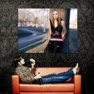 Avril Lavigne Hot Music New Huge 47x35 Print Poster