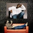 Akon Music Huge 47x35 Print Poster
