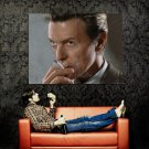 David Bowie Smoking New Huge 47x35 Print Poster