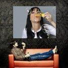 Katy Perry Print Huge 47x35 POSTER