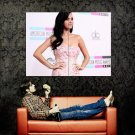 Katy Perry Cleavage Print Huge 47x35 POSTER