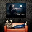 Wolfman Del Toro Moon Movie 2010 Art Huge 47x35 Print Poster