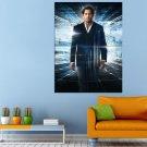 Movie Fantasy Drama Transcendence Johnny Depp Huge 47x35 Print POSTER