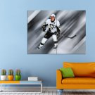Sidney Crosby Hockey Sport Pittsburgh Penguins Huge 47x35 Print POSTER