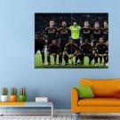 Chelsea Football Sport Petr Cech Fernando Torres Huge 47x35 Print POSTER