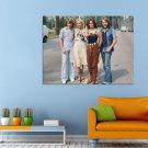 ABBA Pop Rock Music Benny Andersson Singer Huge 47x35 Print POSTER