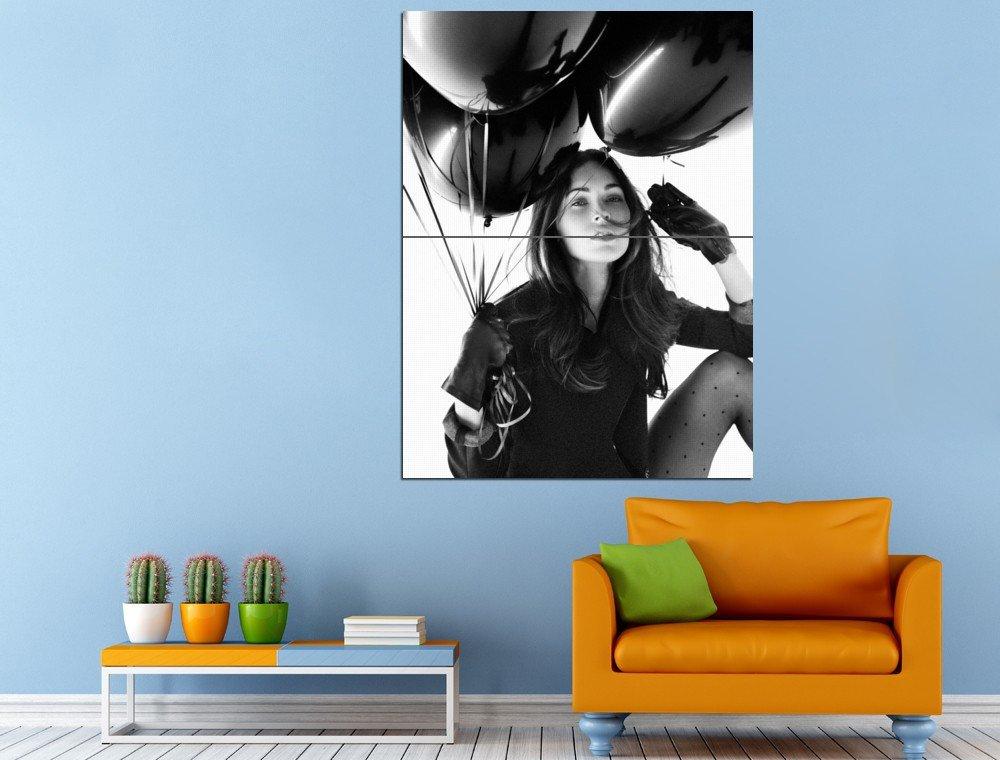 Actress Teenage Mutant Ninja Turtles Megan Fox Huge 47x35 Print POSTER