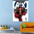 Avengers Versus X Men Comics Marvel Huge 47x35 Print POSTER