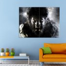 The Wolfman Horror Drama Movie Benicio Del Toro Huge 47x35 Print POSTER