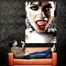 Sin City Hot Rosario Dawson Gail Movie Huge 47x35 Print Poster