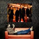 Bon Jovi Rock Band Music Group Huge 47x35 Print Poster