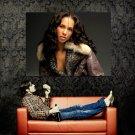 Alicia Keys R B Pop Music Singer Sexy Hot Huge 47x35 Print Poster