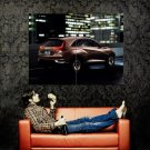 Acura SUV X Car Huge 47x35 Print Poster