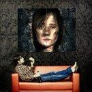 Beyond Two Souls Ellen Page Face Huge 47x35 Print Poster