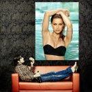 Amber Heard Hot Sexy Actress Huge 47x35 Print Poster