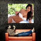 Danni Kalifornia Hot Model Sexy Body Huge 47x35 Print Poster