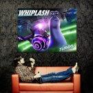 Turbo Whiplash Animation 2013 Huge 47x35 Print Poster