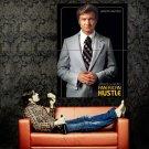 American Hustle Jeremy Renner Movie Huge 47x35 Print Poster