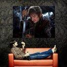 The Hobbit The Desolation Of Smaug Bilbo Huge 47x35 Print Poster
