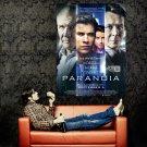 Paranoia Movie 2013 Huge 47x35 Print Poster