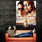 Pain Gain Movie 2013 Huge 47x35 Print Poster