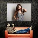 Selena Marie Gomez Pop Music Singer Huge 47x35 Print Poster