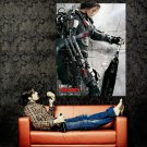 Edge Of Tomorrow Movie 2014 Huge 47x35 Print Poster