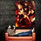 The Hunger Games Movie Art Jennifer Lawrence Huge 47x35 Print Poster