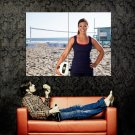 Misty May Treanor Sport Huge 47x35 Print Poster