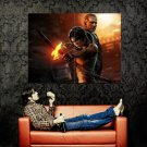 Tomb Raider 2013 Video Game Bow Art Huge 47x35 Print Poster