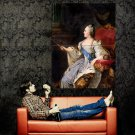 Catherine The Great Painting Huge 47x35 Print Poster