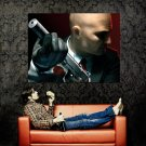 Hitman Absolution Video Game Huge 47x35 Print Poster