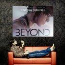 Beyond Two Souls Ellen Page Video Game Huge 47x35 Print Poster