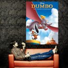 Dumbo Walt Disney Art Huge 47x35 Print Poster