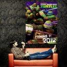 Teenage Mutant Ninja Turtles 2012 TMNT Huge 47x35 Print Poster