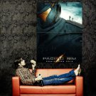 Pacific Rim 2013 Movie Giant Robot Huge 47x35 Print Poster